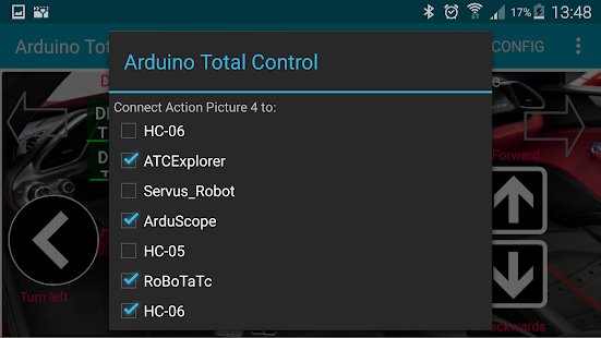 ArduinoTC -Arduino/BT/WiFi/BLE- screenshot thumbnail