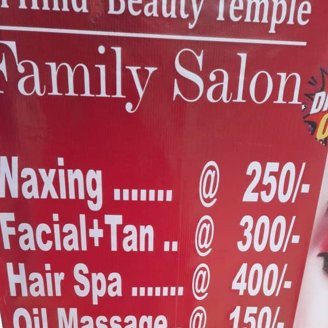 Jai hind Beauty Temple- Best Unisex Salon, Family Salon, Makeup