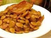 Maple Flavored Limas Recipe