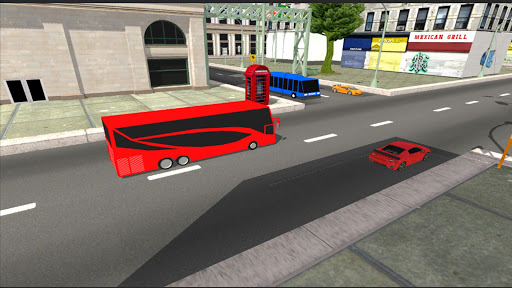 City Bus driving Sim 2018 1.1 screenshots 5