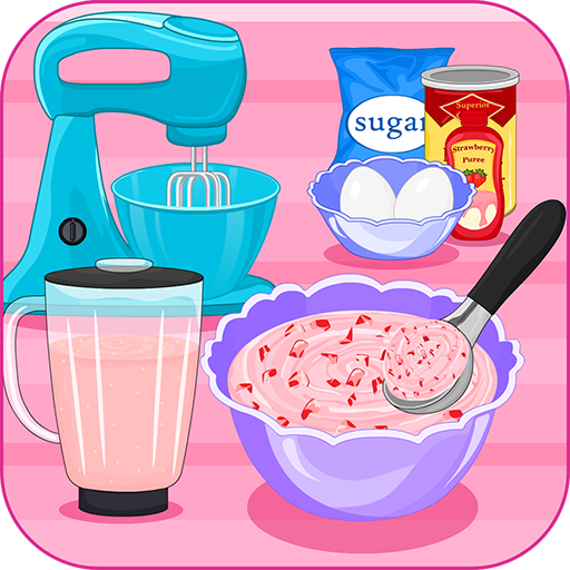 Strawberry Ice Cream Sandwich (game)