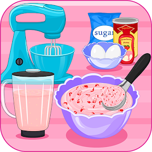 Strawberry Ice Cream Sandwich for PC and MAC