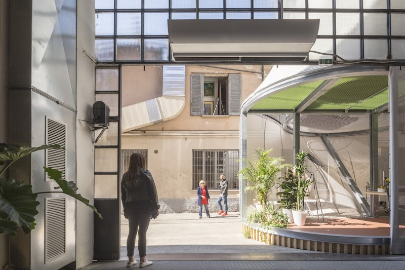 SO-IL y MINI Living desarrollan un prototipo de vivienda sostenible