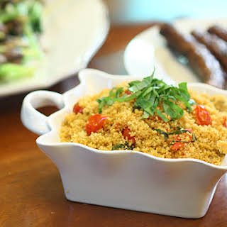 Berbere Spiced Couscous.