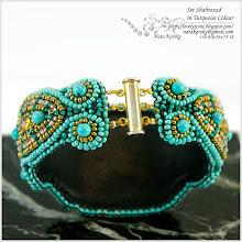 Photo: Set Shahrazad in Turquoise - Гарнітур в бірюзових кольорах
