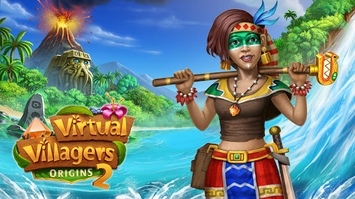 Virtual Villagers Origins 2 2.5.6 app 1