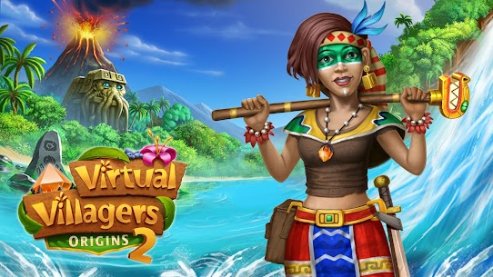 Virtual Villagers Origins 2 Apk Download For Android and Iphone 1