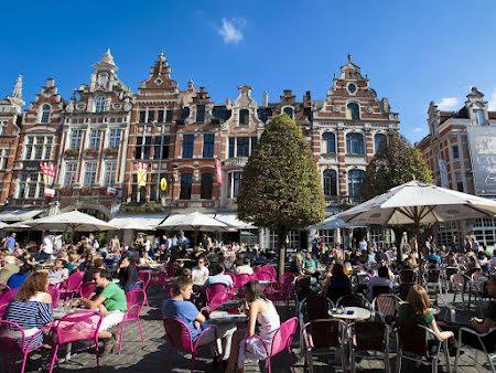 Discover Leuven, een unieke smaakvolle stadswandeling