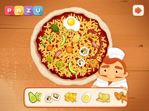 Pizza maker - cooking and baking games for kids 1.03 screenshots 10