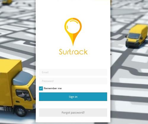 SurTrack GPS 1.1 screenshots 1