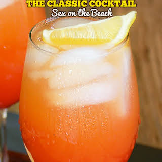 Beach Alcoholic Drinks Recipes.