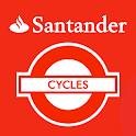 Santander Cycles icon