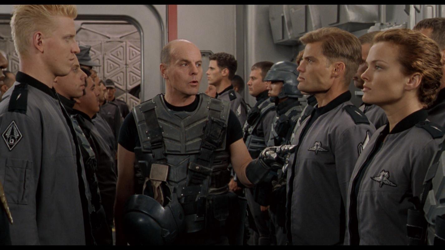 Картинки по запросу starship troopers film