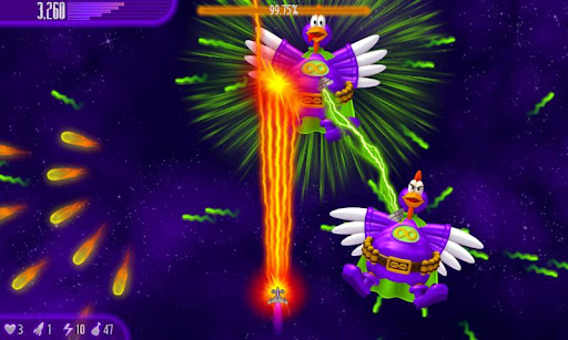 Chicken Invaders 4 1.27ggl screenshots 1