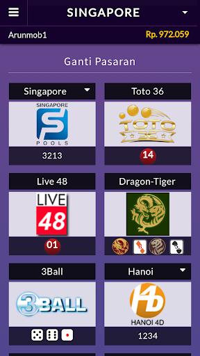 Agen Togel Online Terpercaya Indonesia 1.0.8 screenshots 3
