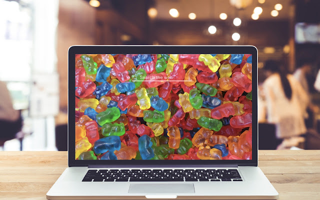 Gummies HD Wallpapers Background Theme
