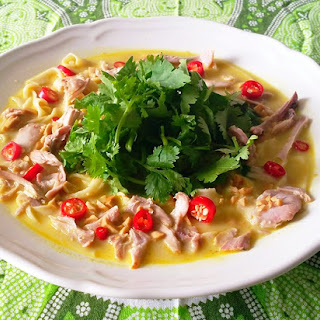 Chicken Soup for the South East Asian Soul Recipe