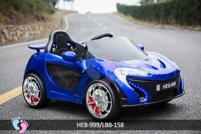 Xe hơi điện kiểu dáng thể thao LBB-158 6