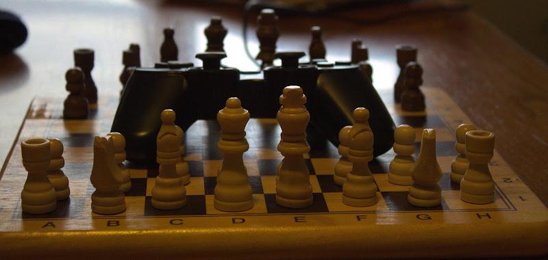 Giochi di eri e di oggi...  di GhiroldiMichele