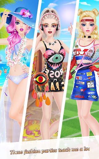 It Girl - Fashion Celebrity & Dress Up Game 1.2 screenshots 3