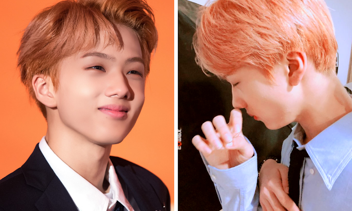 NCT Dream's Jisung Bursts Into Tears After Seeing Something