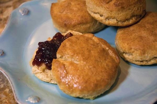 Amazing Flour & Cream Biscuits Recipe