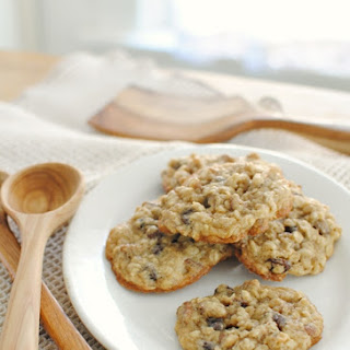 Oatmeal Raisin Pecan Cookies