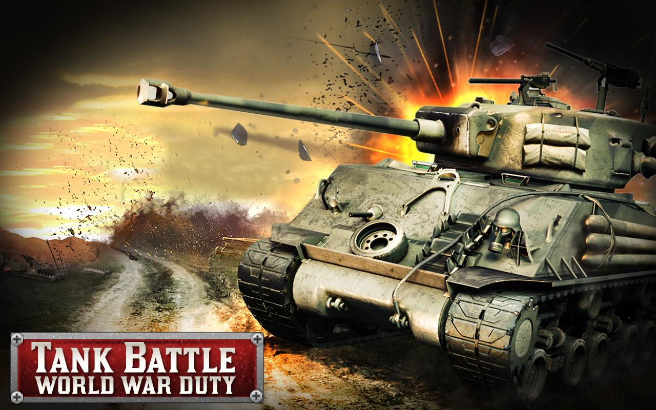 Tank battle 3d world war duty android apps on google play tank battle 3d world war duty screenshot sciox Image collections