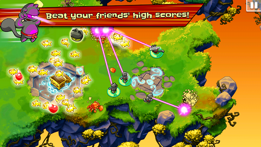 Ninja Hero Cats screenshot 4