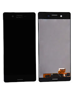 Sony Xperia X LCD Display Black