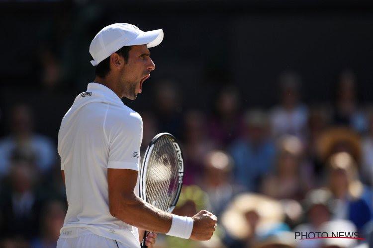 Novak Djokovic klopt Roger Federer en schrijft geschiedenis in Cincinnati