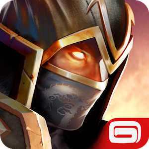 Dungeon Hunter 5 Mega Mod v1.1.1b APK
