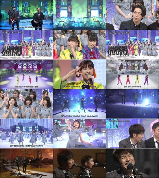 (TV-Music)(720p) Nogizaka46 – Music Fair 180421