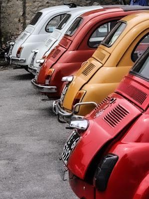 Le immortali FIAT 500 di Renata Roattino@jhonninaphoto
