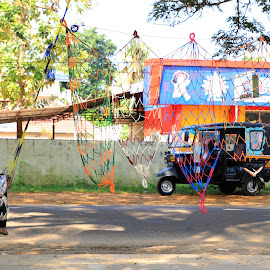 by Saif Ambalappuzha - City,  Street & Park  Street Scenes
