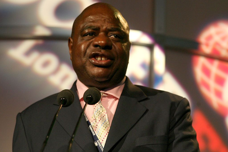 Former Gauteng premier Mbhazima Shilowa is surprised anyone believed ANC secretary-general Ace Magashule would agree to step down from his position. File photo.