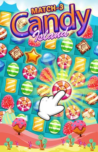 キャンディ島マッチ3 Candy Island Match
