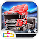 Top Speed Truck Racing Simulator- Truck Driving