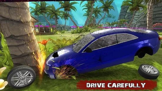 Super Car: Hover Surfer - náhled