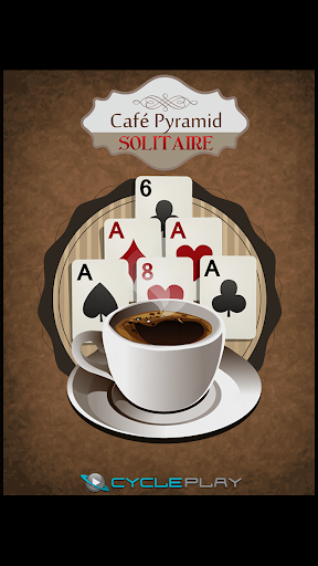 Café Pyramid Solitaire