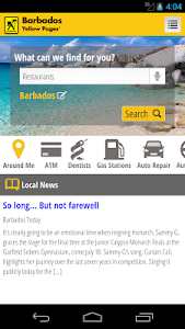 Barbados Yellow Pages screenshot 3