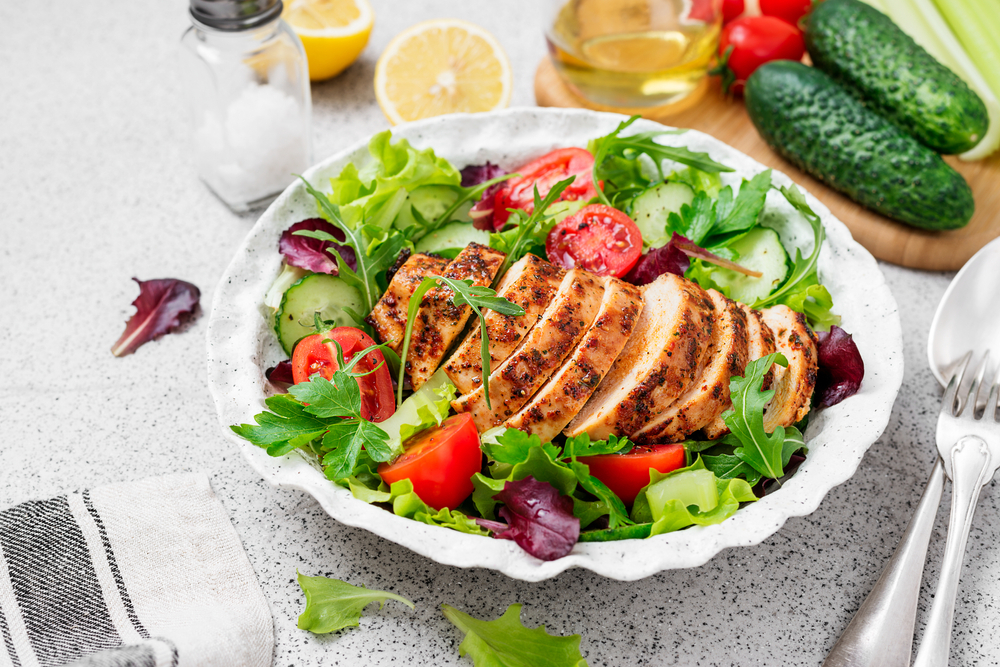 Healthy eating to combat depression