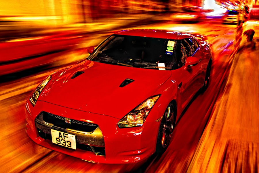 GTR Fast n D Furious  by Giovanni MIrabueno - Transportation Automobiles