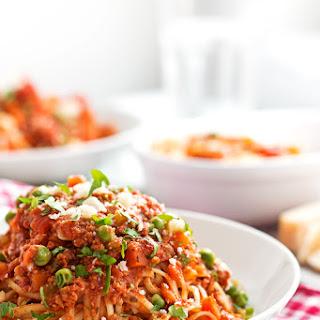 Slow Cooker Italian Sausage Pasta Sauce