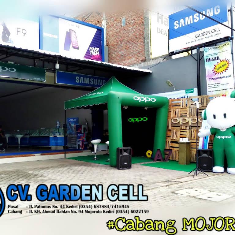 Garden Cell Toko Ponsel