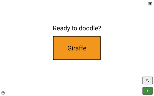 Doodle It - Pictionary for your Chromecast - screenshot