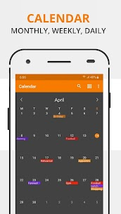 Simple Calendar Pro Events Reminders [PAID] [AD-FREE] 1