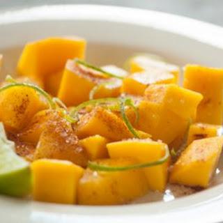 Mango Salad with Chile-Lime Salt