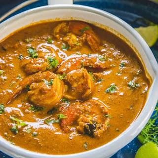 Goan Prawn Curry.