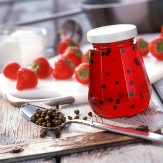 Spiced Berry Jelly